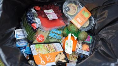 Figures show food waste levels are rising in the UK for first time in a decade.