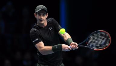 Star: Murray is world number one.