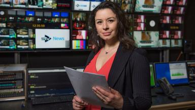 Anchor: Ms Mohieddeen moves to STV from France 24.