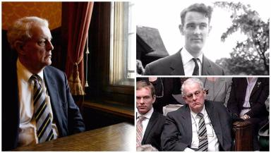Tam Dalyell: Politician dies aged 84.