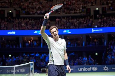 Andy Murray: Event in Glasgow will raise cash for Unicef