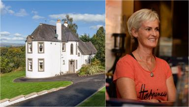 Judy Murray: Moved into Khyber House in 2012.