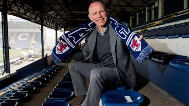 John Hughes: Ex-Inverness boss has joined Raith Rovers.