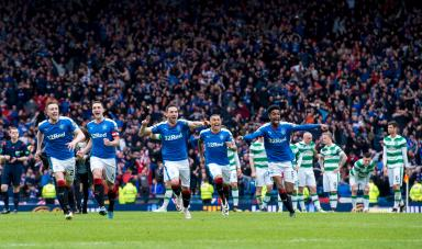 Celtic, Rangers, Scottish Cup
