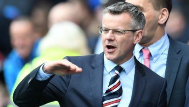 Change: Stewart Robertson says Rangers need to be 'a modern football club'.