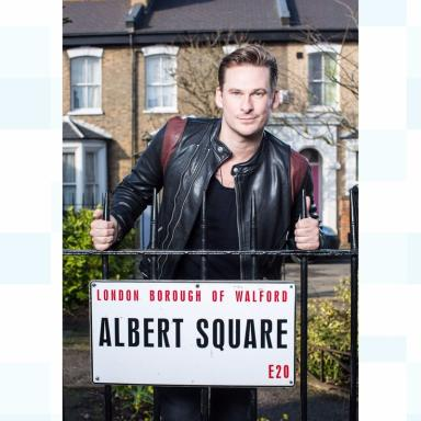 Lee Ryan will arrive in the BBC soap's Albert Square in the spring.