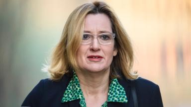 Amber Rudd: Made the original ruling.