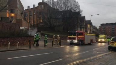 The University of Bristol was evacuated after the discovery.