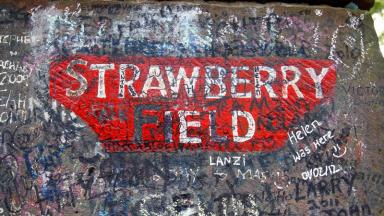 John Lennon played in the grounds of Strawberry Field as a child which later inspired one of his greatest hits.