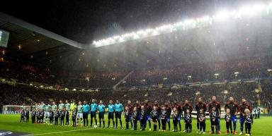 Glamour: The Champions League is the most high-profile stage in club football.
