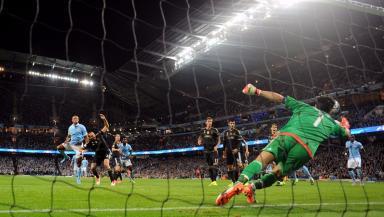 Manchester City v Juventus