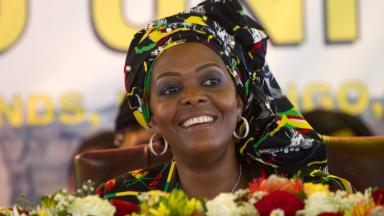"Grace Mugabe is a fierce defender of her husband's wish to ""rule for life"""