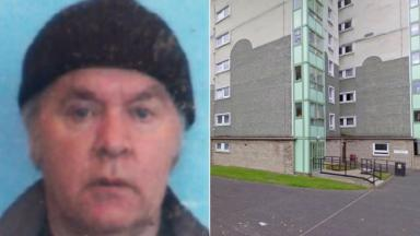 George Stevenson: Missing from home in Falkirk since February 10.