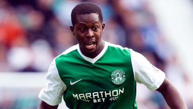 Marvin Bartley has been at Hibs since 2015.