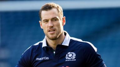 Tim Visser: Former Scotland wing announces retirement.