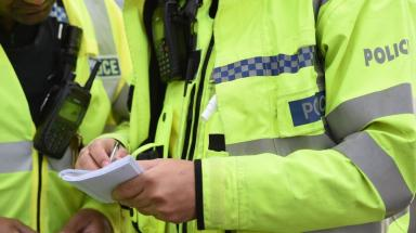 Stenhousemuir: High-visibility police patrols will be in place.