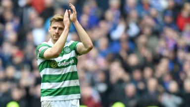 Stuart Armstrong has never represented Scotland at senior level.