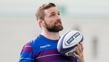 John Barclay: Captain of Gregor Townsend's first tour.