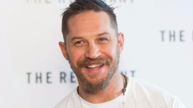 Tom Hardy: Lending his voice