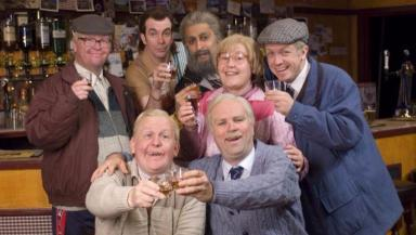 Last series: Still Game comes to an end.