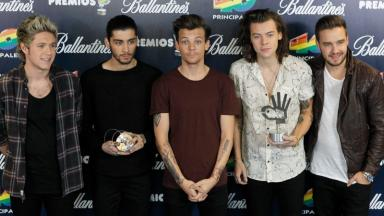 Zayn Malik hit stardom with the band One Direction.