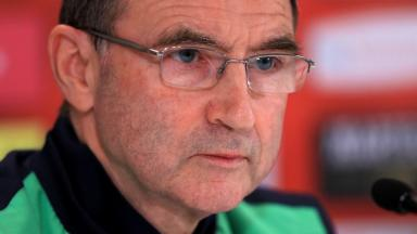 Martin O'Neill said Irish winger James McClean is 'devastated' by the death of his close friend.