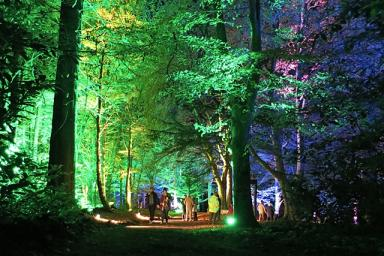 A night of enchantment awaits annual visitors to Pitlochry.