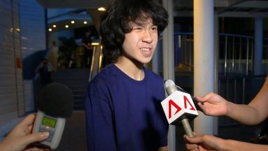 Amos Yee has been granted asylum in the US after fleeing Singapore.