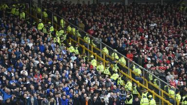 Match: Arrests related to Scottish Premiership game.