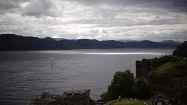 Loch Ness: 13 sightings of famous monster.