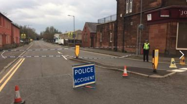 Assault: Police are now saying that no offence took place