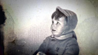 Child: Mr McEwan claims he was abused as boy in 1950s.