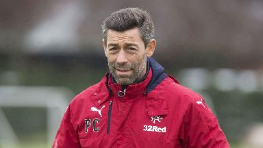Pedro Caixinha was sacked after poor results.