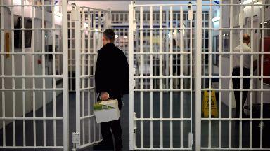 Prison: Taking steps to improve service (file pic).