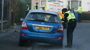 Limits: Police will stop and test drivers they suspect of drug-driving at the roadside (file pic).