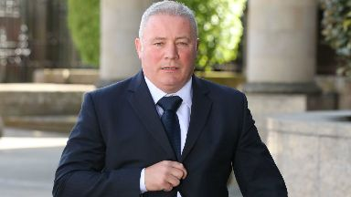 Ally McCoist: Former boss also took stand.