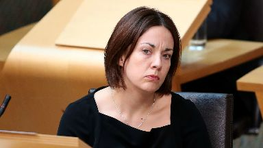 Kezia Dugdale: The MSP wants a tariff free EU trade deal.