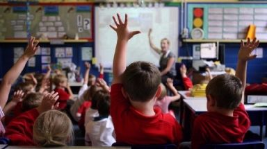 Schools: Latest funding announced (file pic).