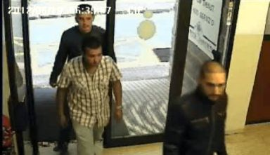 Appeal: Family are hoping to find these individuals.