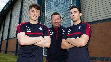 Development: Rangers want to face Europe's elite.