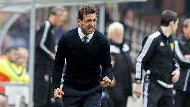 Neil McCann: Tenure comes to an end (file pic).