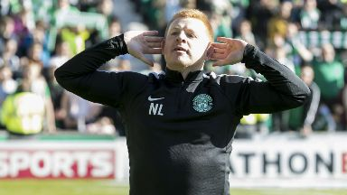 Neil Lennon is hoping there's much to celebrate next season.