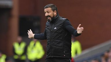 Derek McInnes: What do you mean, Pedro? This is smart casual.