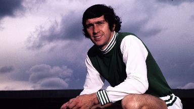 Eric Stevenson: Former winger has died at the age of 74.