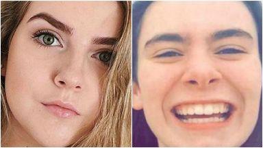 Tragedy: Eilidh MacLeod and Laura MacIntyre.