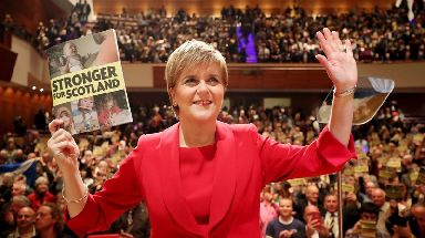 SNP: Party will announce new depute leader.