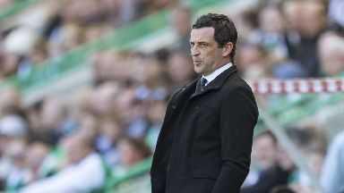 Southbound? Jack Ross is wanted in the English Championship.