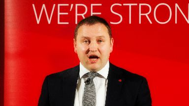 Ian Murray: The Labour MP's letter was leaked to a newspaper.