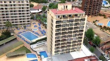 Plunge: Apartmentos Payma hotel.