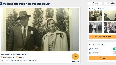 Life stories: 'Miigen is all about saving memories.'